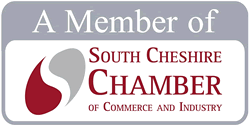 A Member Of South Cheshire Chamber Of Commerce And Industry
