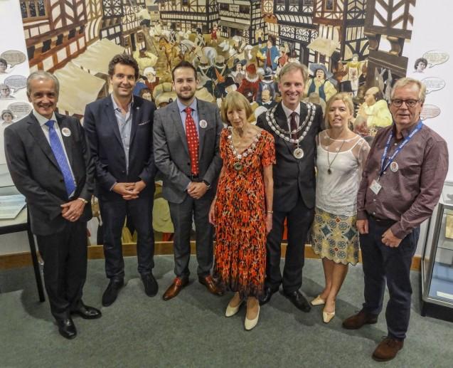 Nantwich Besieged Exhibition opens at Nantwich Museum