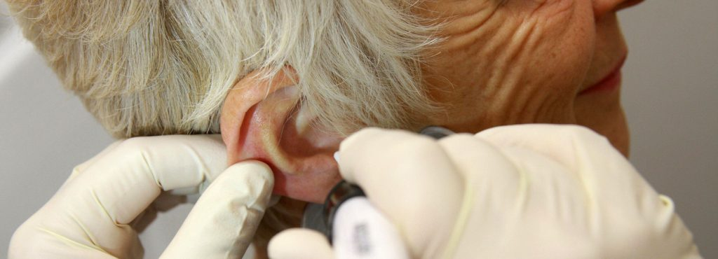 Microsuction Earwax Removal