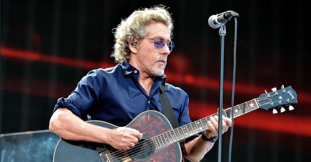 The Who's Roger Daltrey admits he's deaf, encourages fans to wear earplugs at gigs