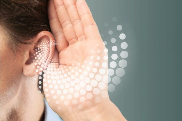 Hearing loss creating difficulty in the workplace